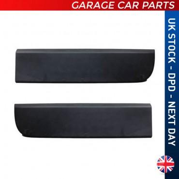 2 X Rear Door Moulding Panel Trim  Renault Master Mk3 908520001R