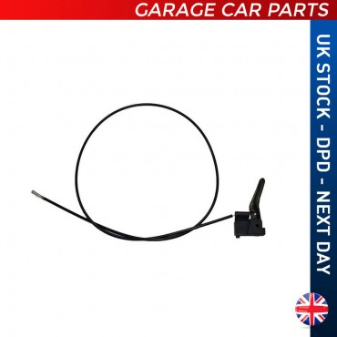 Bonnet Lock Release Cable Opel Astra 1178442