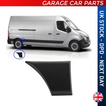 Side Door Moulding Strip Vauxhall Movano 2010-2016 768F30004R