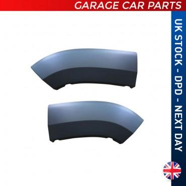 2X Door Moulding Trim Strap Citroen Relay Mk2 2006-2020 735585448
