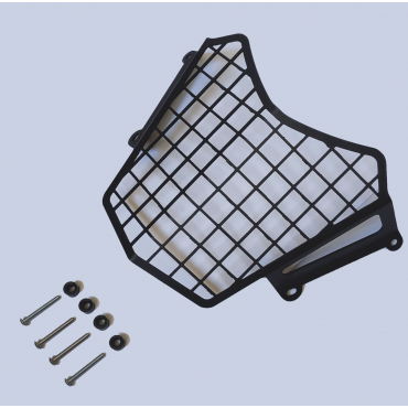 Headlight Guard Protection for Yamaha Tenere 700 2019 - 2021