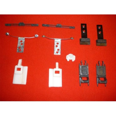 BMW E46 sunroof repair kit - sunroof clips and rail mount bracket BS1
