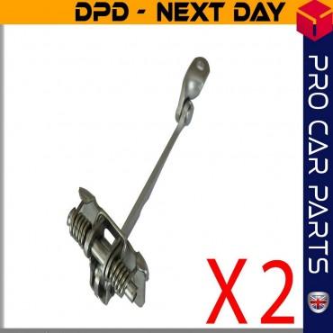 2 X Front Door Check Ass Hinge Strap Stopper Arm Bracket Renault Megane Mk1 Scenic Mk1 7700834326