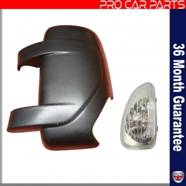 Wing Mirror Cover Cap & Side Indicator / Left Side - Buy Now