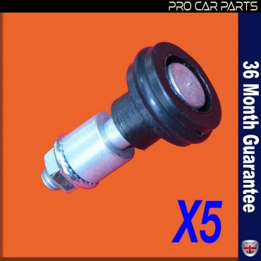 5X Sliding Door Roller Guide Hinge Nissan Interstar 2000-2010