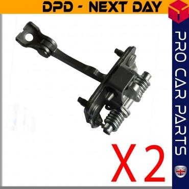 2 X Door Hinge Stopper Check Strap Citreon C2 2003-2009 9181H6