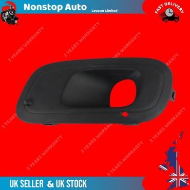 BUMPER GRILL FOG LIGHT COVER LEFT SIDE FITS FIAT PANDA MK3 735537032,0735537032