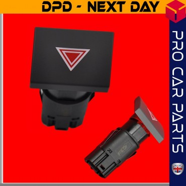 Hazard Warning Light Emergency Switch Ford Transit Connect Mk1 7T1T13A350AA