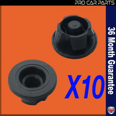 10X Engine Cover Grommet Mercedes A6420940785