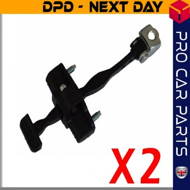 2 X Front Door Check Ass Hinge Stopper Ford Focus Mk3 8M51 A23500 AA