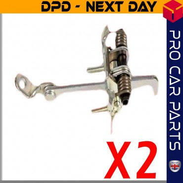 2 X Front Door Check Ass Hinge Stopper Renault Megane Mk1 7700828427
