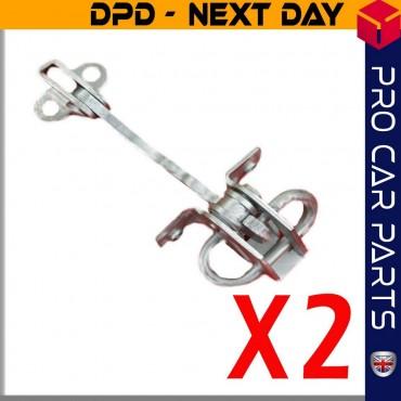 2 X Front Door Check Ass Hinge Stopper Fiat Albea Sieana Palio 46844990