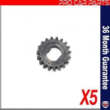 5X Sunroof motor gear cog repair kit FITS BMW E36 E38 E39 E46 E60 E90 E91 E92 6910471 67617193398 6761692225767616922652 67616928756