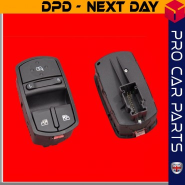 Car Windows&Mirror Control Swich Opel Corsa D 2006-2014 13258521