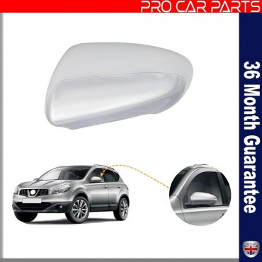 Door Wing Mirror Cover Nissan Qashqai 2007-2013