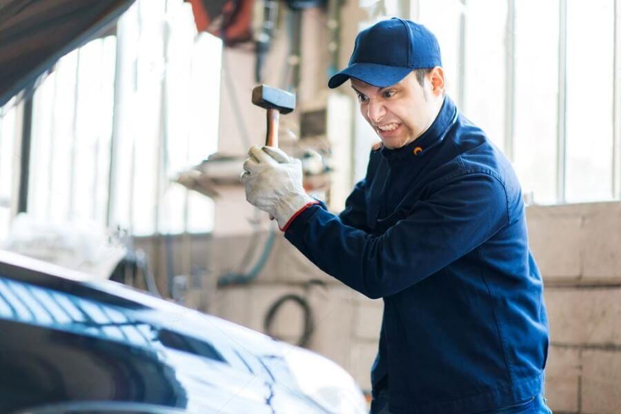 Car Service Preparation